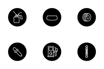 Automobile Services Vol 1 Icon Pack