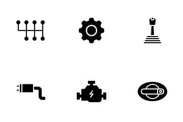 Automotive Icon Pack