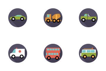 Automotive Icon Pack