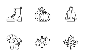 Autumn Icon Pack