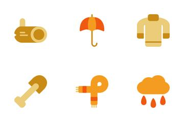 Autumn Set Icon Pack