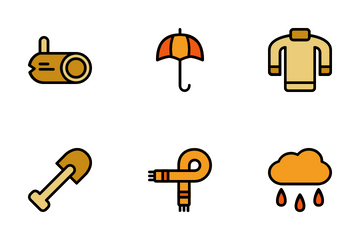 Autumn Set Icon Pack