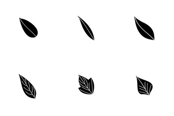 Autumn Solid Icon Pack