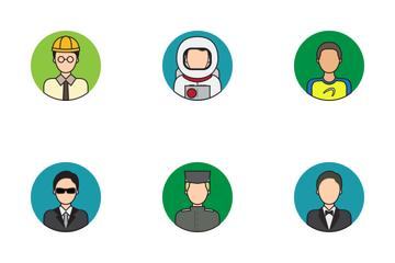 Avatar Icon Icon Pack