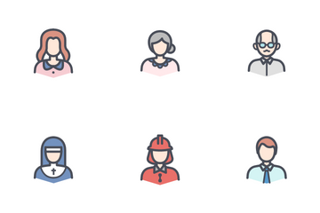 Avatar People Icon Pack