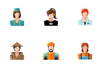 Avatars  Icon Pack