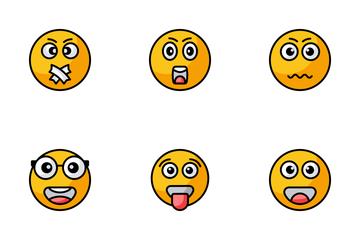 Avatars & Smiles Icon Pack