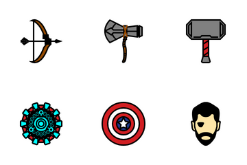 Avengers Icon Pack