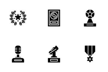 Award Set Icon Pack
