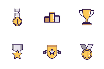 Award & Sports Icon Pack