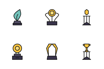 Awards Icon Pack