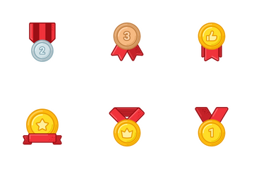 Awards And Achievements Icon Pack