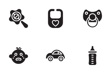 Babies And Kids Icon Pack