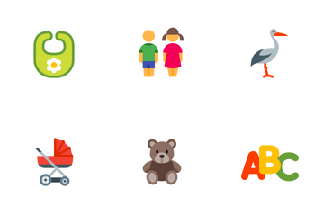 Baby Icon Pack