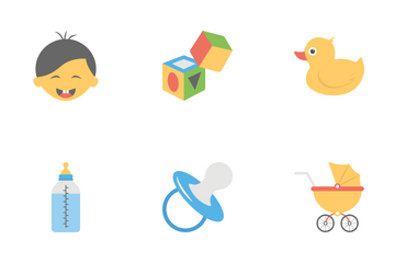 Baby And Kids Icon Pack