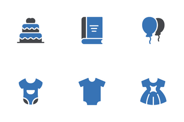 Baby Care Icon Pack
