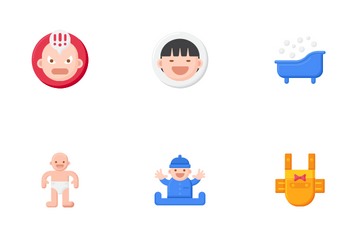 Baby-Maternity Icon Pack