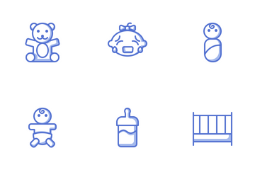 Baby Shade Icon Pack