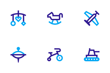 Baby Toys Icon Pack