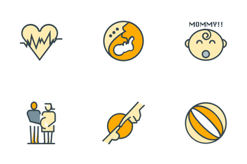 Babycare  Icon Pack