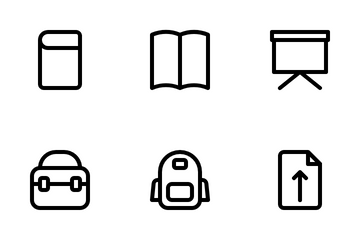 Back To School Pack Icon Pack