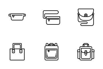 Bag Icon Pack