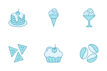 Bakery Icon Pack