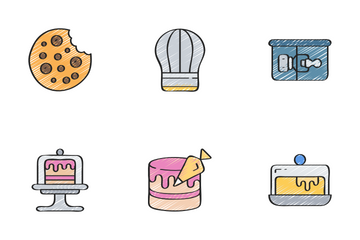 Baking Icon Pack