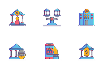 Banking Icon Pack