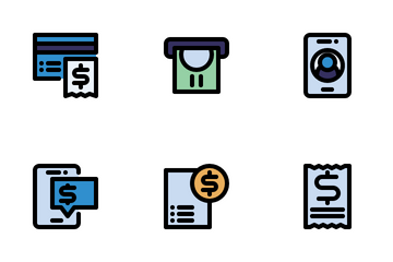 Banking And Finance 1 Icon Pack
