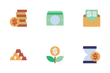 Banking And Finance 2 Icon Pack
