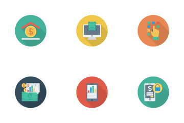 Banking And Finance Vol 1 Icon Pack