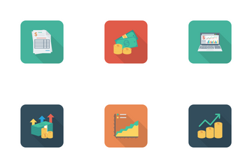 Banking And Finance Vol 2 Icon Pack