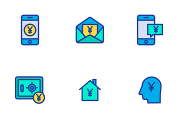 Banking And Finance Vol - 3 Icon Pack