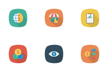 Banking And Finance Vol 3 Icon Pack