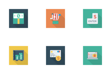 Banking And Finance Vol 4 Icon Pack
