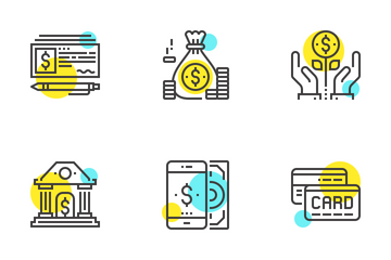 Banking And Money Icon Pack