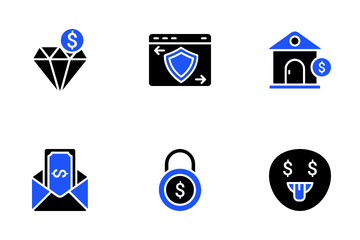 Banking & Finance Icon Pack