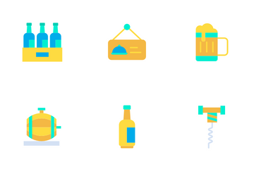 Bar Icon Pack