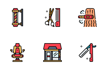 Barber Icon Pack