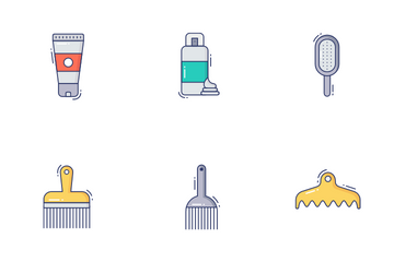 Barber Vol 1 Icon Pack
