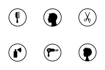 Barbershop  Icon Pack