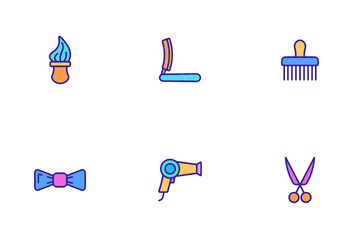 Barbershop Icon Pack