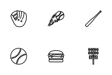 Baseball Icon Pack