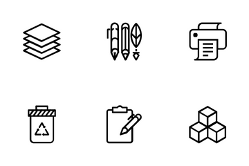Basic Content Vol 2 Icon Pack