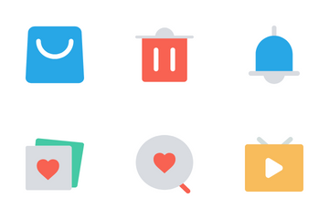 Basic Design Icon Pack