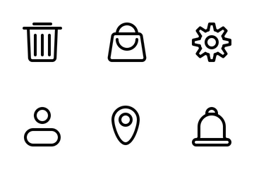 Basic Icons Icon Pack