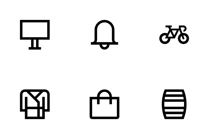 Basic Icons Vol 2 Icon Pack
