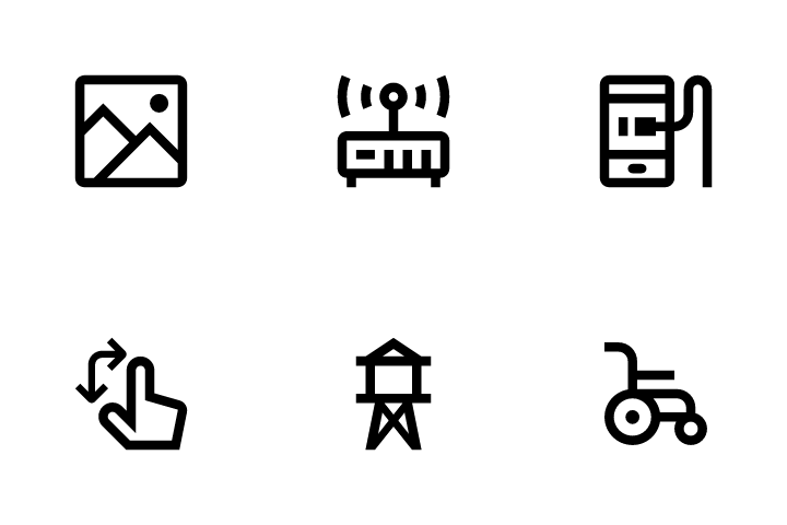 Basic Icons Vol 3 Icon Pack