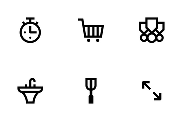 Basic Icons Vol 4 Icon Pack